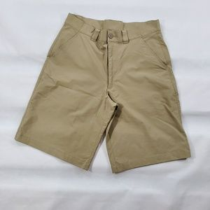 Under Armour Casual Wear Shorts Tan Size 32